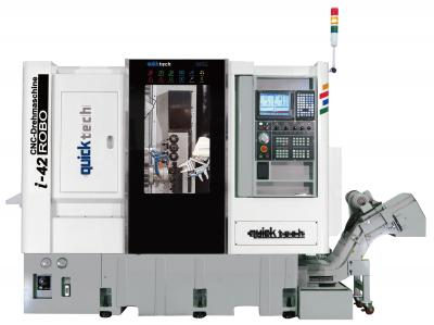 QUICK TECH I-42 ROBO CNC lathe